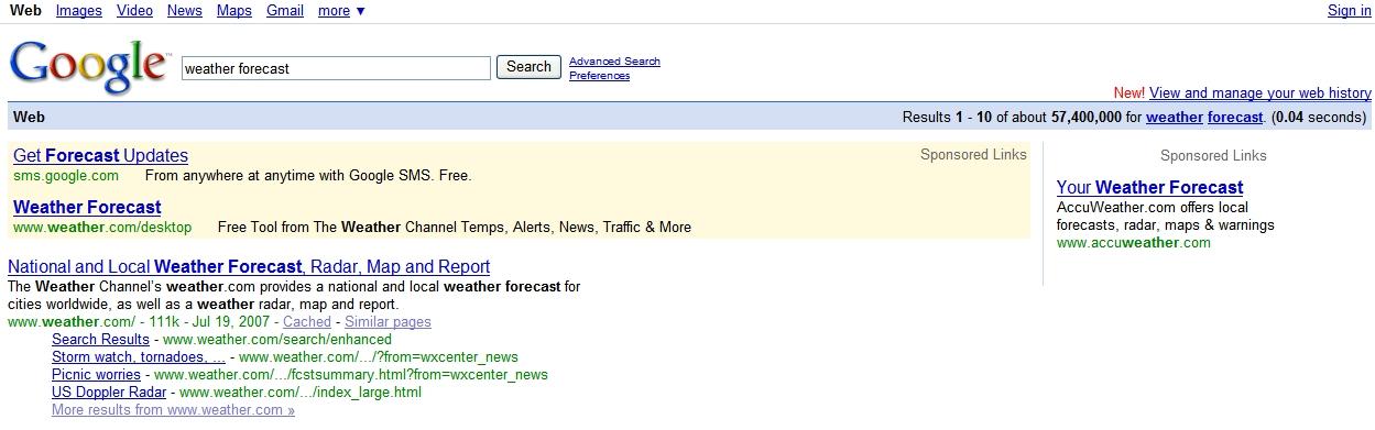 Personalized Google Ads Wiep Net